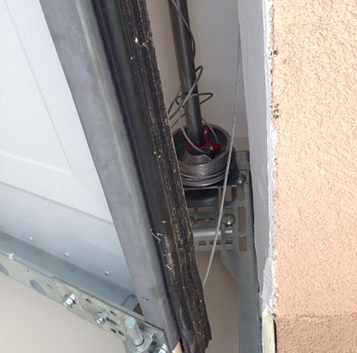 garage door cableCable Tracks  Garage Door Repair Loretto FL